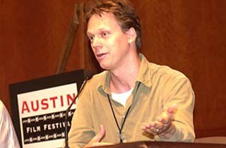Peter Hedges at the Austin Film Festival, Oct. 11