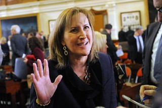 State Sen. Konni Burton, R-Ft. Worth, filed SB 242, which would force schools to reveal a student's sexual orientation or gender identity to parents. LGBTQ-rights groups say the bill would pose a danger to students.