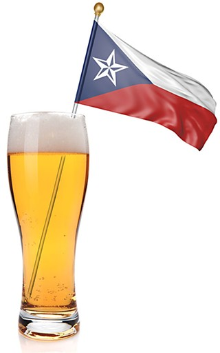 Is Austin the Pilsner Capital of America?