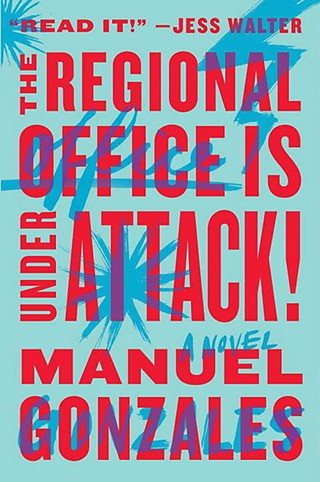 <i>The Regional Office Is Under Attack!</i>