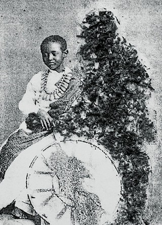 <i>intervention II (Prince Alemayehu of Abyssinia)</i>