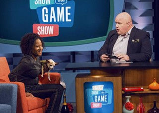 Wanda Sykes and Guy Branum on Talk Show the Game Show