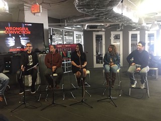 The San Antonio Four with Jason Flom, Tuesday at the Capital Factory