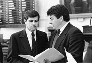 Tom Craddick and Bruce Gibson.</font></b><br>