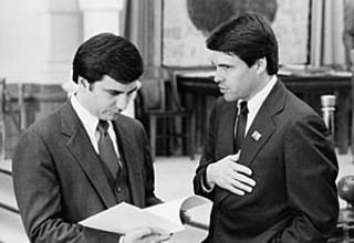 Mike Toomey and Rick Perry. Perry said that as a 