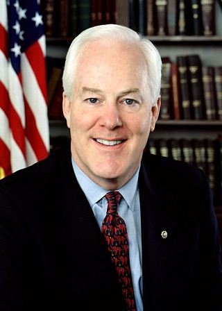 Sen. John Cornyn, one of the names floated as the next director of the FBI