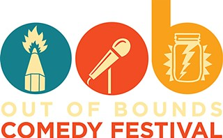 Out of Bounds Comedy Festival 2017