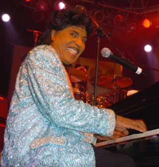 SXSW: Review: Little Richard - Music - The Austin Chronicle