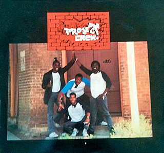 Texas Album Hall of Fame: Project Crew