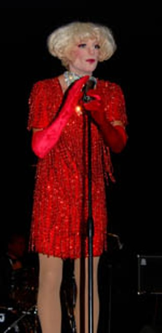 "The lovely ""Carol Channing"" will be among the entertainer-impersonators on hand for the 11th annual VIVA! Las Vegas benefit for ASA and CAALP.