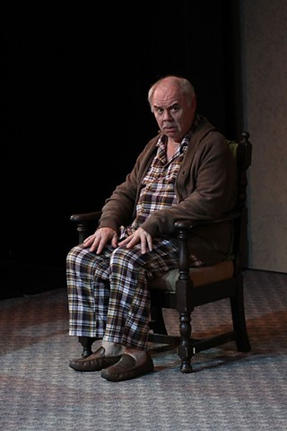 David Jarrott as Andre in <i>The Father</i>