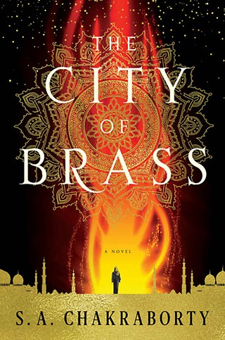 <i>The City of Brass</i> by S.A. Chakraborty