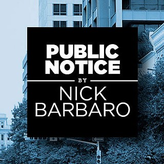 Public Notice: Your City at Work