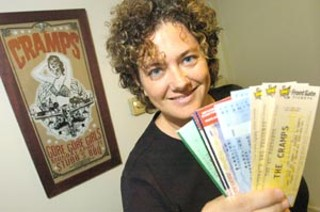 Gatekeeper: Mellie Price, Front Gate Tickets