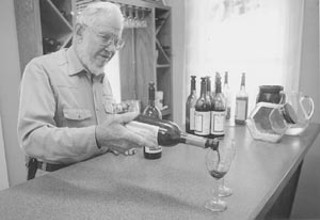 Carl Droemer  – winemaker