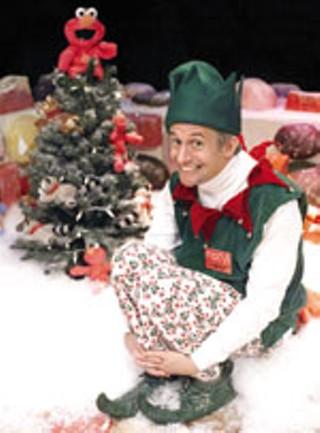 new elf in town - David Sedaris Christmas