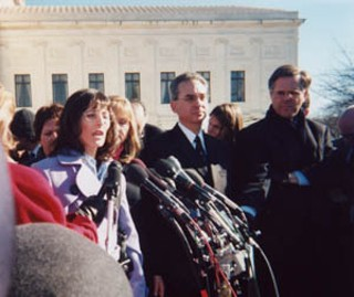 Angel Raich, defendant in <i>Ashcroft v. Raich</i>, 