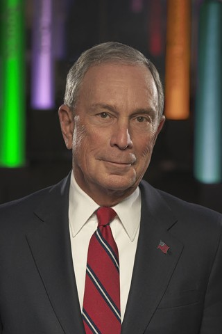 With Climate Change Award, Bloomberg Makes It Rain in Austin