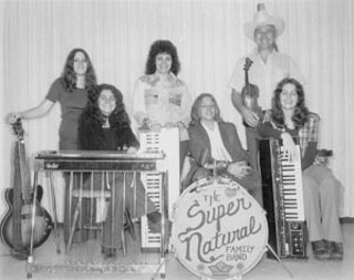 Come on, get happy (l-r): Holli, Conni, Charlene, 
