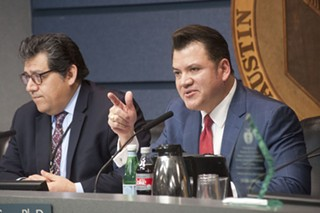 AISD Superintendent Paul Cruz