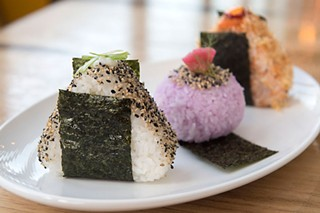 Sugar Pine Cafe Stands Out From Austin's Japanese Food Pack