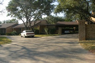The LaHood family residence on Palo Duro Street in 