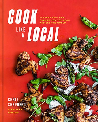 A Cookbook a Day Keeps the Munchies at Bay