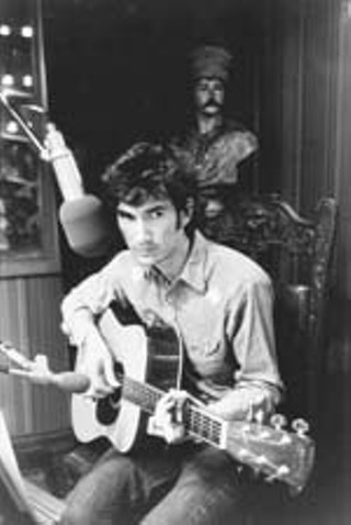 <i>Be Here to Love Me: A Film About Townes Van 