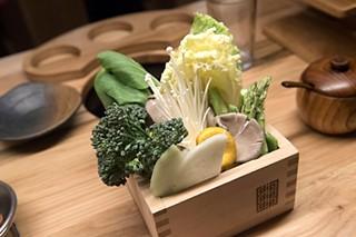 Austin's Best New Restaurant DipDipDip Tatsu-ya Reinvents Shabu Shabu