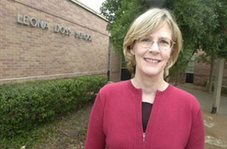 Carolyn Boyle, coordinator of the Coalition for Public 