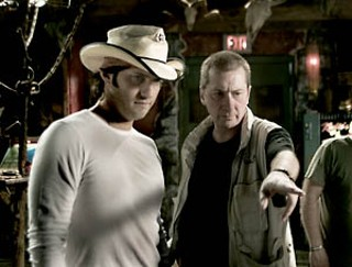 Robert Rodriguez and Frank Miller 
