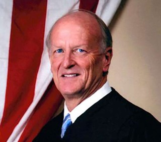 Judge Fred Biery