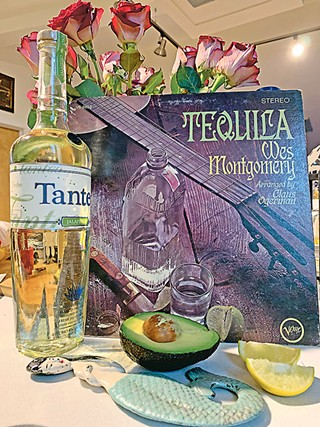 How I Won the War Against Stress With A Little Help From Vinyl & Tequila