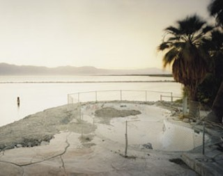 <i>Salton Sea Marina Club </i>by J Bennett Fitts