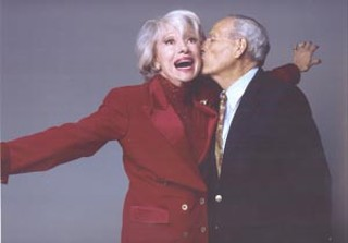 Once and Future Valentines: Carol Channing and Harry Kullijian