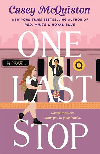<i>One Last Stop</i> Is an Electrifying Queer Timeslip Romance