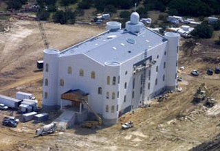 The FLDS temple at Eldorado