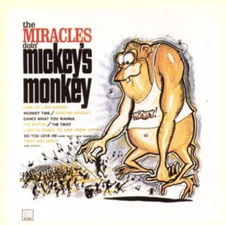 The Miracles Doin Mickeys Monkey