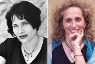 Found in Translation: Writers & Their Translators will take place in the Senate Chamber on Saturday, Oct. 29, 11am. Joining Martínez (l) and Valenzuela are renowned translator Edith Grossman and writer Mayra Montero (<b><i>Captain of the Sleepers</i></b>).
