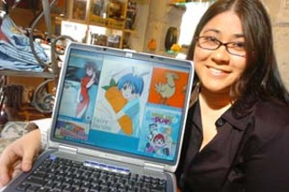 Austin voice actor and animator Samantha Inoue Harte: I started out wanting to be an animator, Harte says, but I've ended up being an actor in the same animés I grew up with, which is very cool.