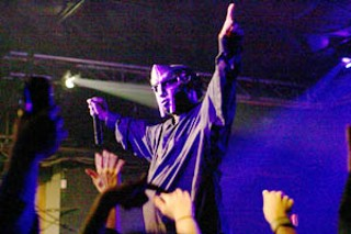 Review: MF Doom - Music - The Austin Chronicle