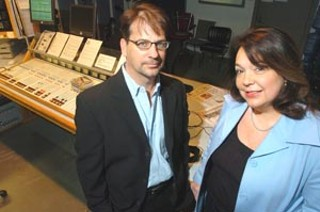 General Manager Stewart Vanderwilt has expanded KUT's programming and fundraising; director of development Sylvia Carson has built a department that raised $4.4 million in 2005.