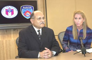 On Jan. 26, City Manager Toby Futrell told reporters that she has 