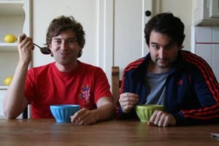 Mark (l) and Jay Duplass