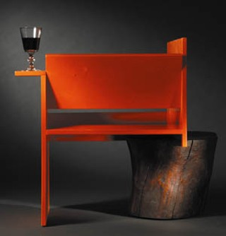 <i>Umasi Chair</i> by Wells Mason