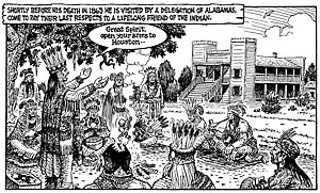 From <i>Indian Lover: Sam Houston and the Cherokees</i>, by Jack Jacksonby Jack Jackson