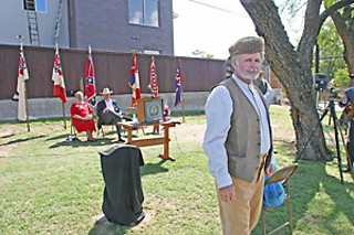 Descendants of John Neely Bryan, founder of the city of 