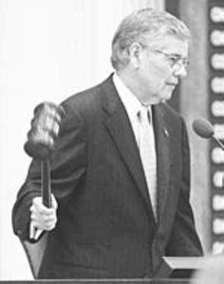 Texas House Speaker Tom Craddick