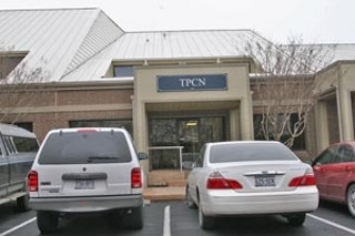 A set-aside written by Sen. Tommy Williams, R-The Woodlands, has given the Texas Pregnancy Care Network, whose Northwest Austin office is shown above, $5 million to administer the so-called Alternatives to Abortion program as a way to fund crisis pregnancy centers, which offer limited counseling services to women facing unintended pregnancies but provide no medical services whatsoever.