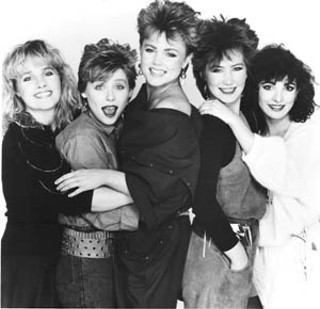 The Go-Go's were girly, gorgeous, and oh-so-Eighties